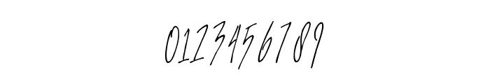 SlenderThin Font OTHER CHARS