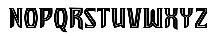 SleuthSerifBB Font UPPERCASE