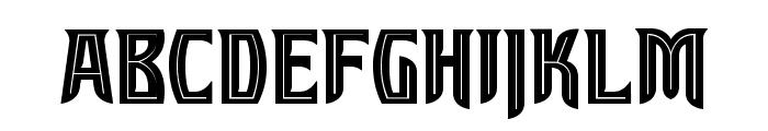 SleuthSerifBB Font LOWERCASE