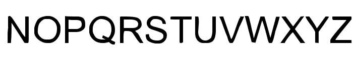 Slice Font UPPERCASE