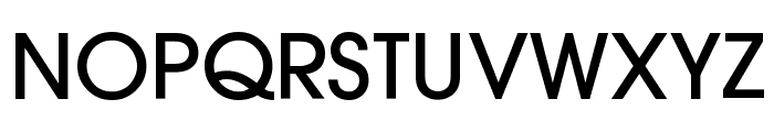 Slick Slant Font UPPERCASE