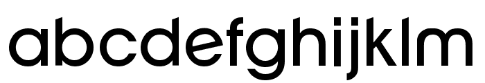 Slick Slant Font LOWERCASE