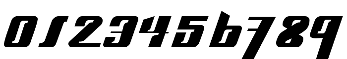 Slick69 Font OTHER CHARS