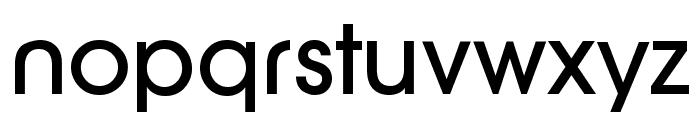 Slick Font LOWERCASE