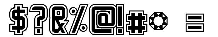 Slidfis kittlande Font OTHER CHARS