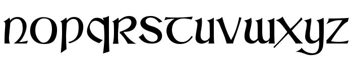 Sl?ine Font LOWERCASE