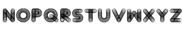 Slinkster v9 Regular Font LOWERCASE