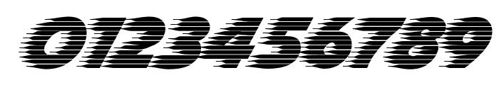 Slipstream Forward Font OTHER CHARS
