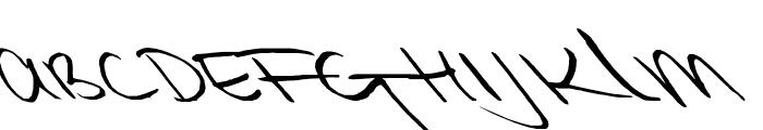 Slipstream Sweetheart Font UPPERCASE
