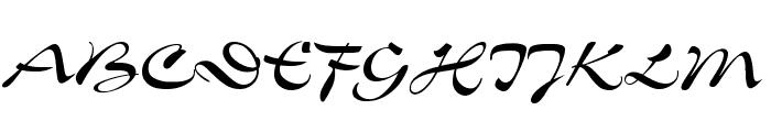 Slogan-Normal Font UPPERCASE