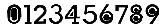 Slug Bug Filled Regular Font OTHER CHARS