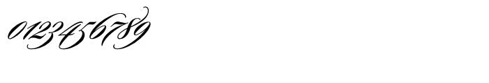 Sloop Script Medium Three Font OTHER CHARS