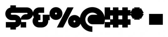 Slug Single Font OTHER CHARS