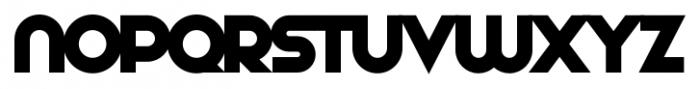 Slug Single Font UPPERCASE