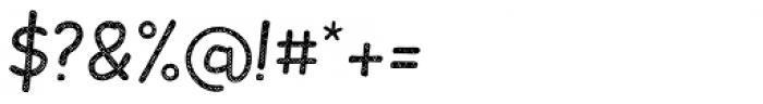 Slantinel Light Grid Font OTHER CHARS