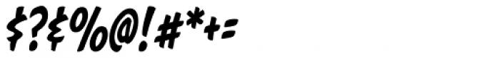 Slaphappy Font OTHER CHARS
