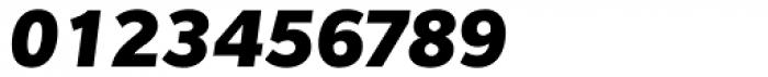 Slate Black Italic Font OTHER CHARS