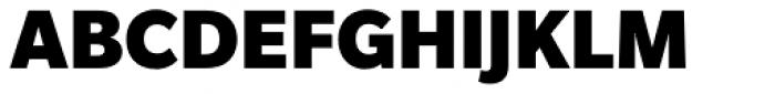 Slate Black Font UPPERCASE