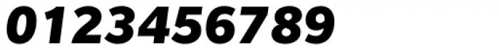 Slate Pro Black Italic Font OTHER CHARS