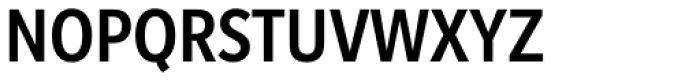 Slate Pro Condensed Medium Font UPPERCASE