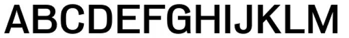 Slavia Medium Font UPPERCASE