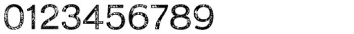 Slavia Repress Light Font OTHER CHARS
