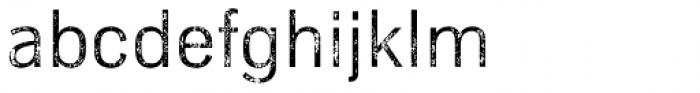 Slavia Repress Light Font LOWERCASE