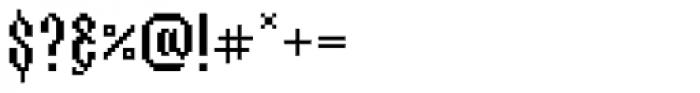 Slavica Font OTHER CHARS