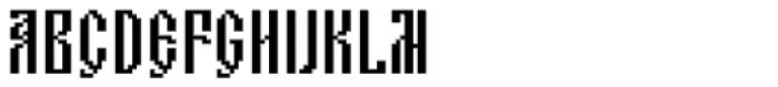 Slavica Font UPPERCASE
