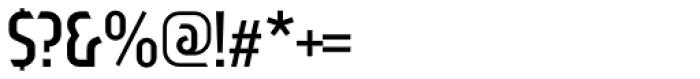 Sliced Open Regular Font OTHER CHARS