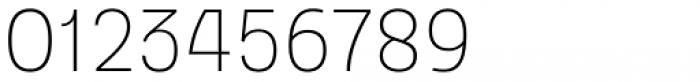 Slik Extralight Font OTHER CHARS