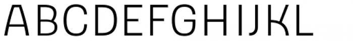 Slik Light Font UPPERCASE