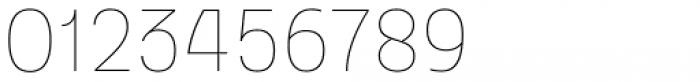 Slik Ultralight Font OTHER CHARS