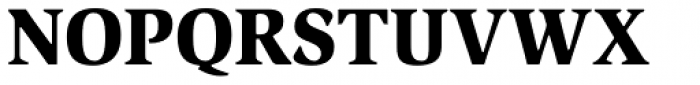 Slimbach Std Black Font UPPERCASE