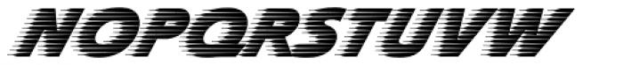 Slipstream Font UPPERCASE