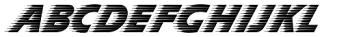Slipstream Font LOWERCASE