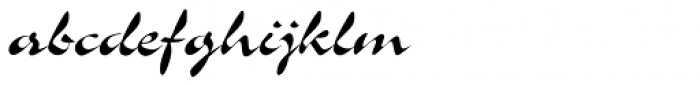 Slogan Font LOWERCASE
