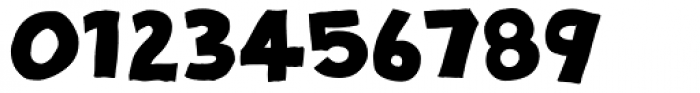 Sluggo Black Font OTHER CHARS