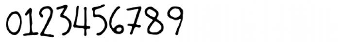 Slumberless Font OTHER CHARS