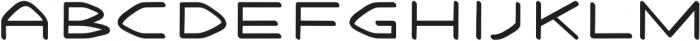 Smart regular otf (400) Font UPPERCASE