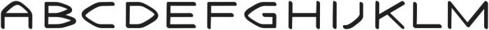 Smart regular otf (400) Font LOWERCASE
