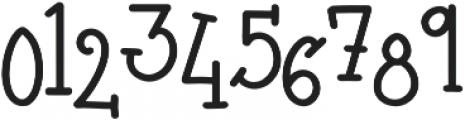 Smartie Pants otf (400) Font OTHER CHARS
