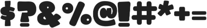 Smile pro otf (400) Font OTHER CHARS