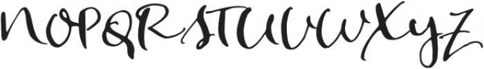 SmokeSignals otf (400) Font UPPERCASE