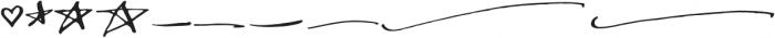 SmokeSignalsOrnaments otf (400) Font OTHER CHARS