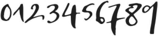SmokeSignalsSlant otf (400) Font OTHER CHARS