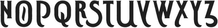 Smoking Typeface Base otf (400) Font UPPERCASE