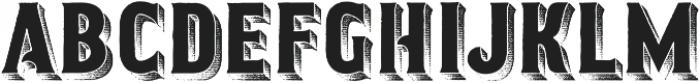 Smoking Typeface Full otf (400) Font LOWERCASE