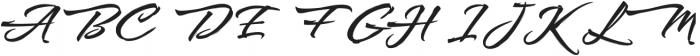 SmoochAlternates ttf (400) Font UPPERCASE