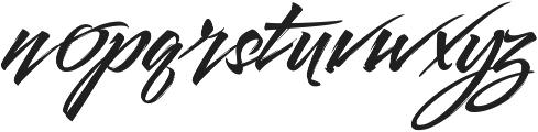 SmoochAlternates ttf (400) Font LOWERCASE